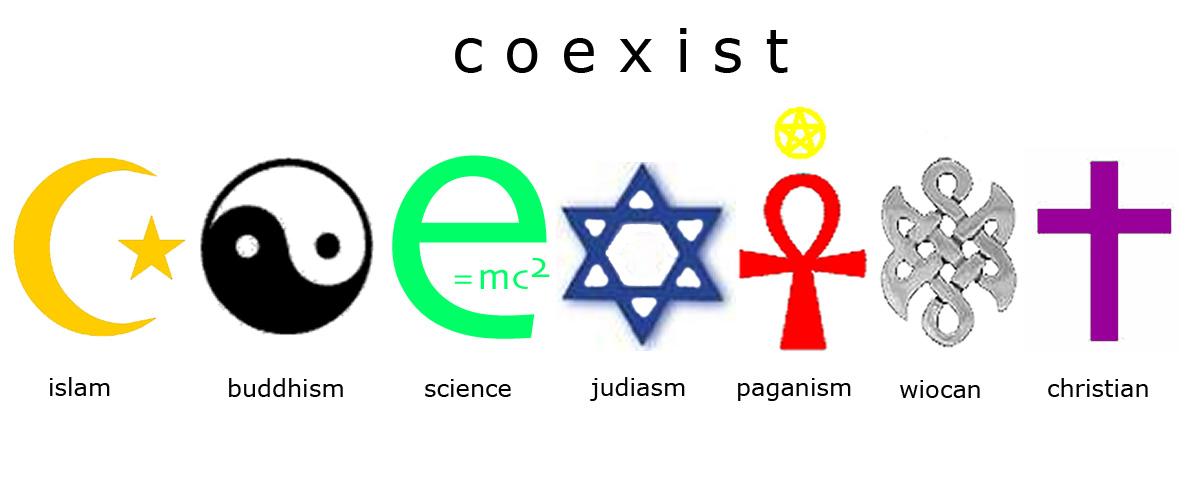 Jasons Blogimony Coexist And Symbolic Interactionism