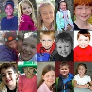 The innocent child victims of Sandy Hook Elementary