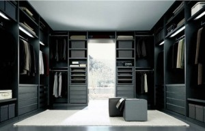 Dare to dream of a closet like this one from fedoras.com. Good grief...and sigh.