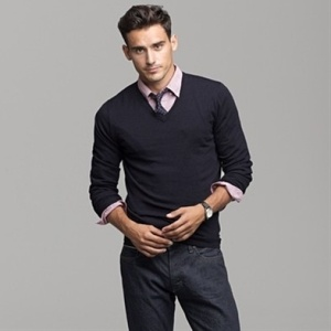 slim sweaters don't have to feel conservative.  myintimateaffairwithfashion.com