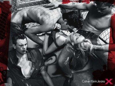 Australian Calvin Klein ad